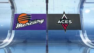 Game 5 Highlights: Mercury 87, Aces 84