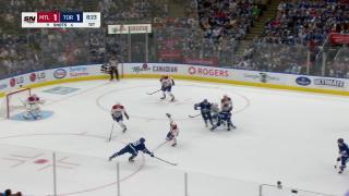 Goaltender Save by Jake Allen
