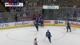 Josh Anderson with a Penalty vs. Toronto Maple Leafs