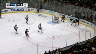Goal Allowed by Connor Hellebuyck