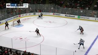 Goaltender Save by John Gibson