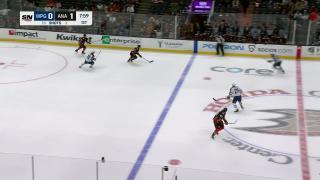 Goaltender Save by Connor Hellebuyck