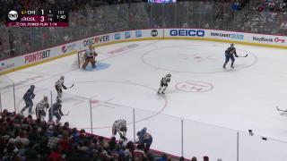 Goaltender Save by Darcy Kuemper