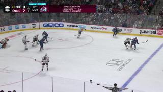 Goaltender Save by Marc-Andre Fleury