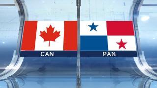 Highlights: Canada 4, Panama 1