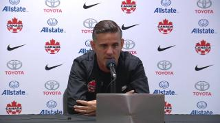 Herdman says Canada's purpose is bigger and stronger than anyone in Concacaf