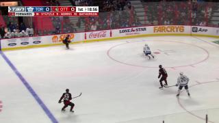 Goaltender Save by Petr Mrazek
