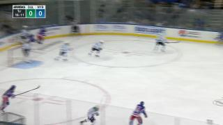 Goaltender Save by Igor Shesterkin