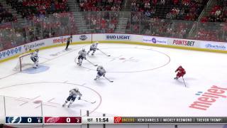 Goaltender Save by Alex Nedeljkovic