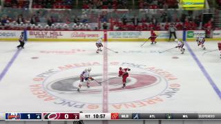 Goal by Andrei Svechnikov