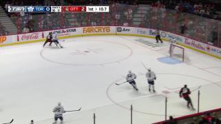 Goal Allowed by Petr Mrazek