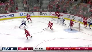 Goal Allowed by Andrei Vasilevskiy