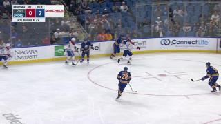 Goaltender Save by Craig Anderson