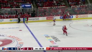 Goal Allowed by Frederik Andersen