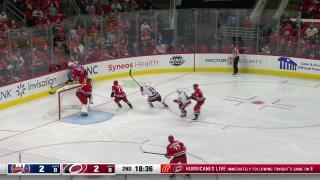 Goaltender Save by Frederik Andersen
