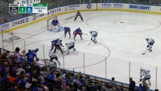 Goal Allowed by Igor Shesterkin