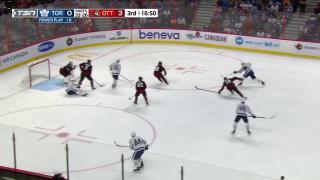 Jason Spezza Goal on Anton Forsberg 16:49/3rd
