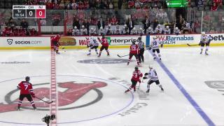 Goal Allowed by Kevin  Lankinen
