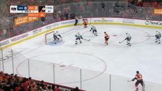Goal by Joel Farabee