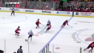 Goaltender Save by Kevin  Lankinen