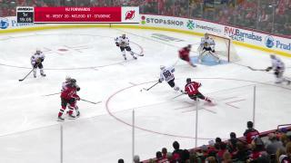 Goaltender Save by Jonathan Bernier