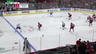 Goal by Alex DeBrincat