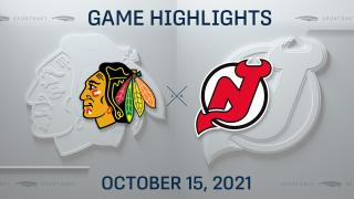 NHL Highlights: Devils 4, Blackhawks 3