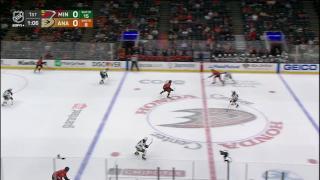 Goaltender Save by Cam Talbot