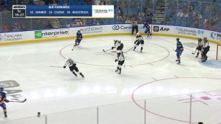 Goaltender Save by Karel Vejmelka