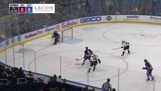 Goal Allowed by Dustin Tokarski