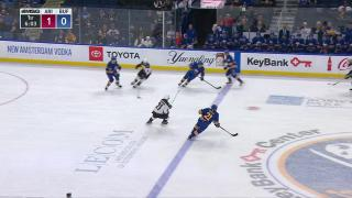 Goaltender Save by Dustin Tokarski