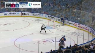 Goal by Cody Eakin