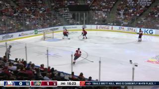 Goal by Sam Bennett