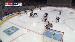 Goal Allowed by Anton  Forsberg