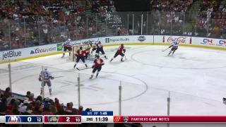 Goaltender Save by Sergei Bobrovsky