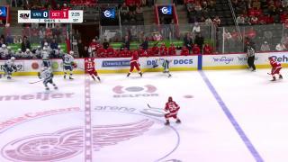 Goaltender Save by Jaroslav Halak