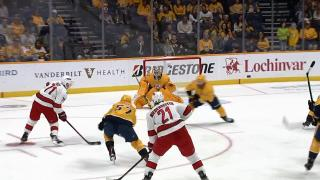 Fast beats Saros with perfectly placed shot