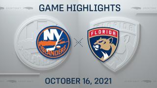 NHL Highlights: Panthers 5, Islanders 1