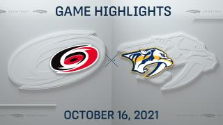 Highlights: Hurricanes 3, Predators 2