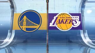 NBA Highlights: Warriors 121, Lakers 114