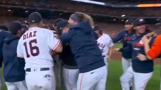 Astros capture American League pennant for third time in five years
