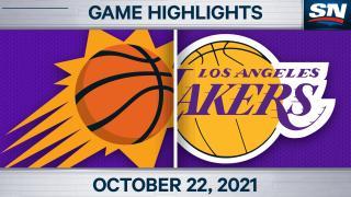 NBA Highlights: Suns 115, Lakers 105