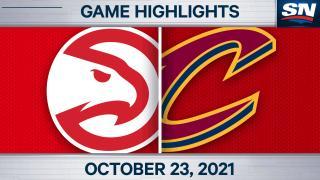 Highlights: Cavaliers 101, Hawks 95