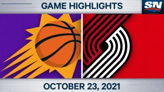 NBA Highlights: Trail Blazers 134, Suns 105