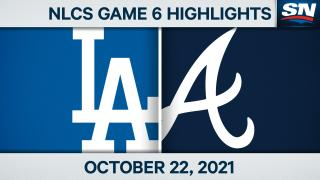 NLCS Game 6 Highlights: Braves 4, Dodgers 2