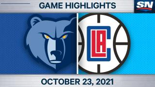 NBA Highlights: Grizzlies 120, Clippers 114