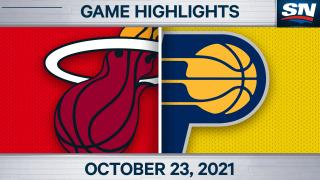 NBA Highlights: Pacers 102, Heat 91