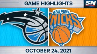 Highlights: Magic 110, Knicks 104