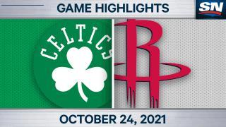 Highlights: Celtics 107, Rockets 97