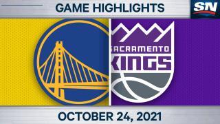 Highlights: Warriors 119, Kings 107